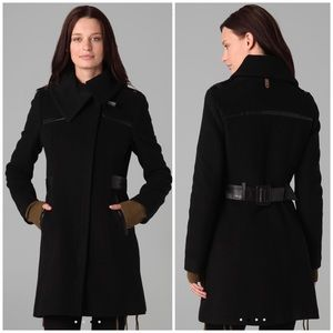 Mackage Wool Kendra Coat